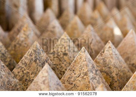 Granite Pyramids