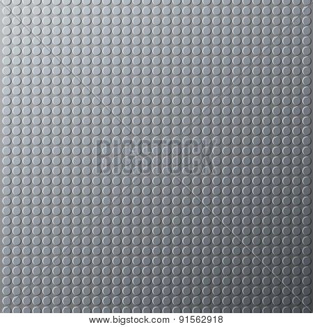Gray Emboss Metallic Background