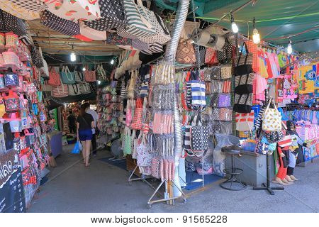 Weekend market Bangkok