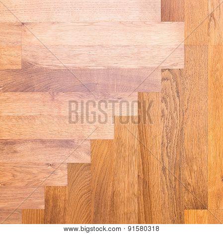 Close Up Of Wood Background - Design Background