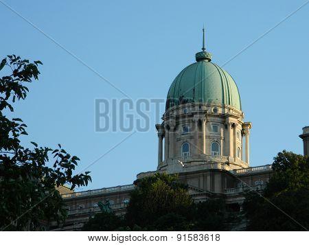 Beautiful Budapest Dome