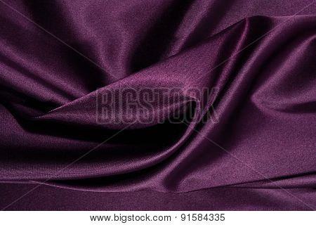 Plum Satin Background