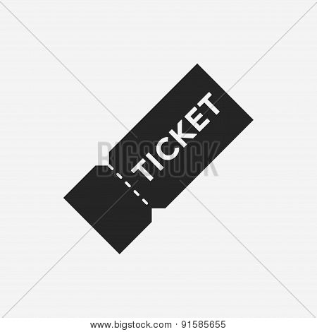 Air Ticket Icon