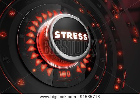 Stress Controller on Black Console.