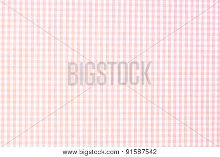 Chequered red Paper Background - Abstract Graphic Design