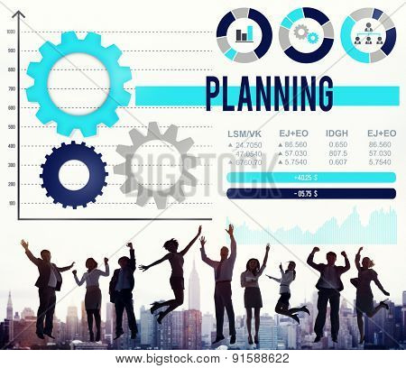 Planning Plan Process Solution Guidelines Tactics Concept