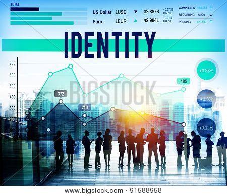 Identity Branding Trademark Copyright Brand Concept