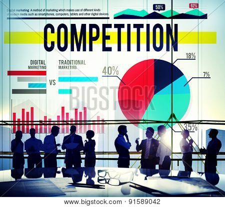 Competition Contest Marketing Strategy Concept