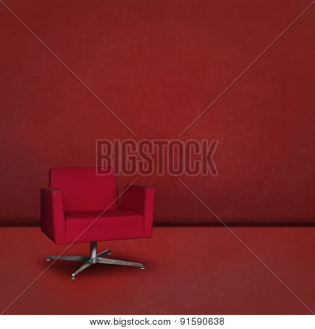 Abstract Interior Plank Copy Space Blank Concept