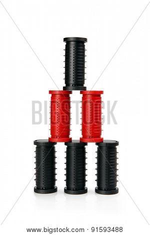 Hairdresser rollers