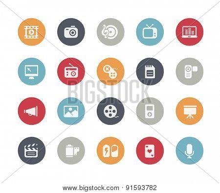 Multimedia Icons // Classics Series