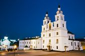 foto of holy-spirit  - The Cathedral Of Holy Spirit In Minsk  - JPG
