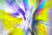 stock photo of starburst  - Abstract multicolored background - JPG