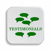 picture of tribute  - Testimonials icon - JPG
