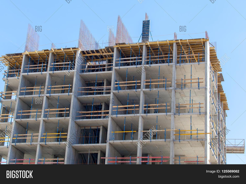 Monolithic Frame Construction Image & Photo | Bigstock
