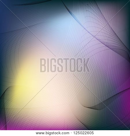line abstract background design for decorate your style