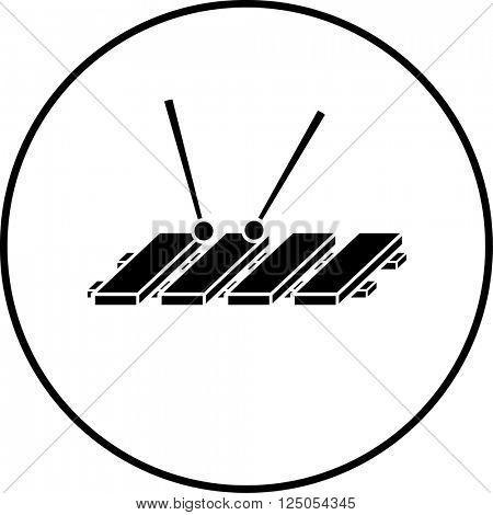 xylophone symbol