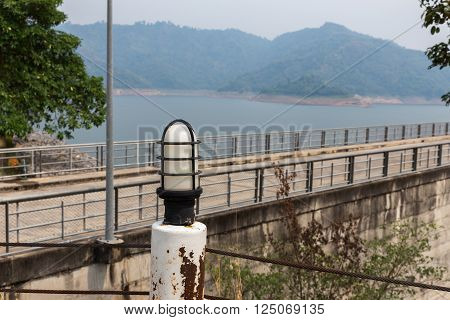 Prakarnchon Khun Dan Dam, Nakhon Nayok, Thailand