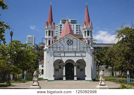 El Cabrero Hermitage or Nuestra Señora de las Mercedes Church