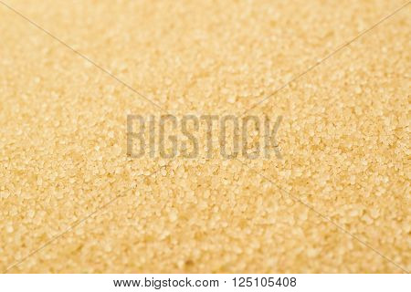 Surface coated with the stevia cane sugar as a backdrop composition