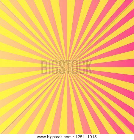 Sun ray - Abstract light shine background.