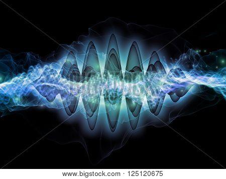 Lights Of Sound Wave