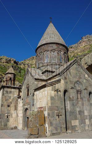 Medieval Geghard Monastery Complex, Armenia