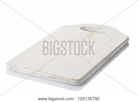 White Wooden Cutting Board