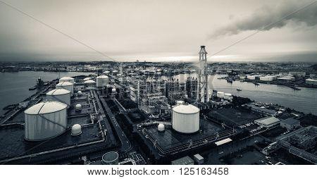 Yokohama Isogo Thermal Power Plant