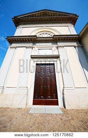 Heritage  Old In Italy Europe Milan Religion      Sunlight