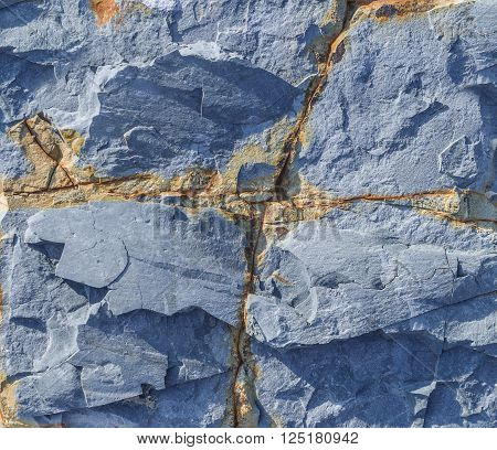 textured background stone hue serenity, with a cruciform crack ** Note: Soft Focus at 100%, best at smaller sizes