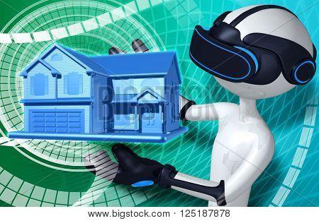 Virtual Reality VR Realty