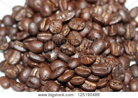 Coffee Sugar and Cocoa Exchange, fabric effect, Arabia, Aroma, Seed ** Note: Soft Focus at 100%, best at smaller sizes