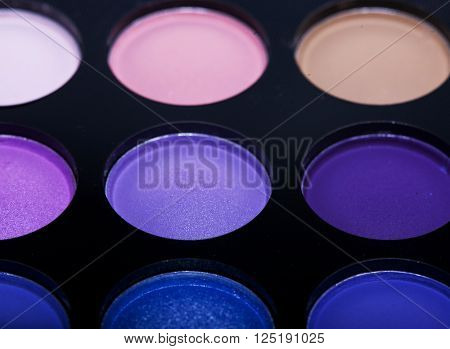 make-up collection for creative visage