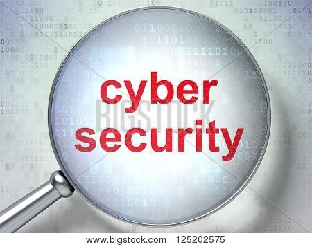 Protection concept: Cyber Security with optical glass