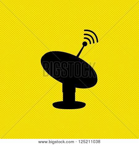 wireless signal design, vector illustration eps10 graphic