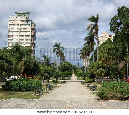 Avenida de los Presidentes, Havana