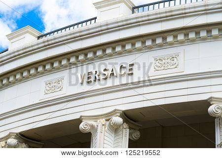 Vesace Retail Store Exterior