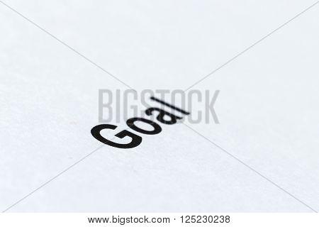 Print word
