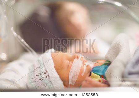 Bebê, prematuro