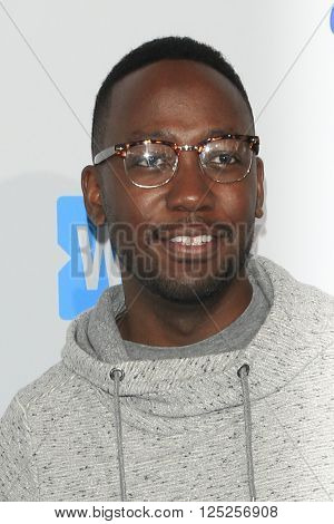 LOS ANGELES - APR 7:  Lamorne Morris at the WE Day California 2016 at the The Forum on April 7, 2016 in Inglewood, CA