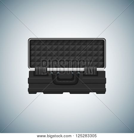 Vector Colorful Protection Case Illustration.