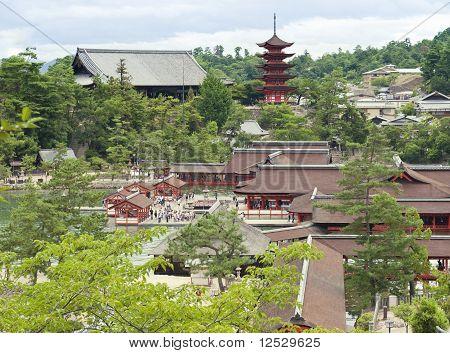 View At Miyajima