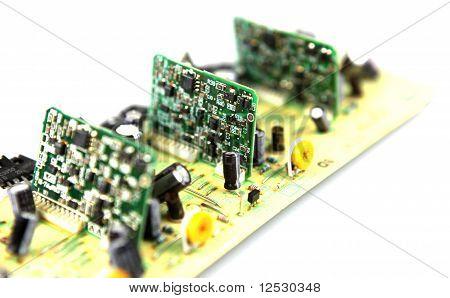 Foto van computerhardware & componenten