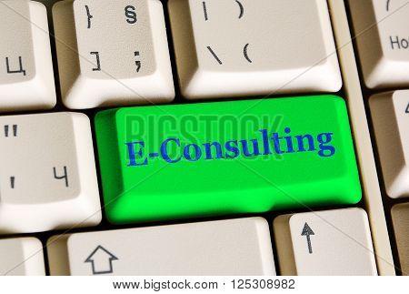 E Consulting  Key