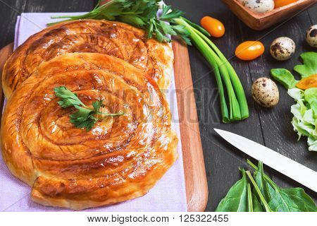 Pies Burek Food Photo