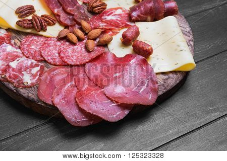 Meat-cutting Sausage Jerked