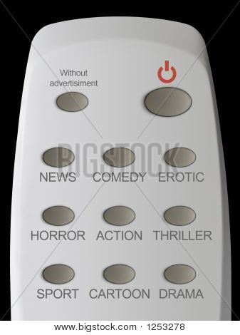 Remote Control, Buttons News, Comedy, Erotic, Etc., Button