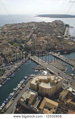 Ortigia island, Siracusa, Sicily, Italy