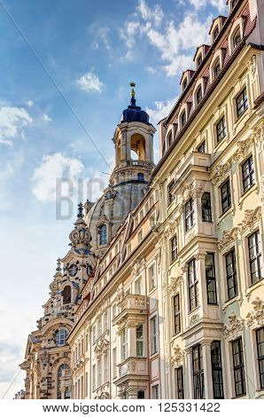 Residential Buildings In Baroque Style